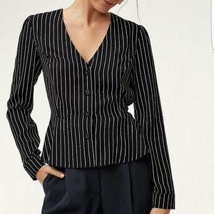 NWOT Wilfred Sabina blouse